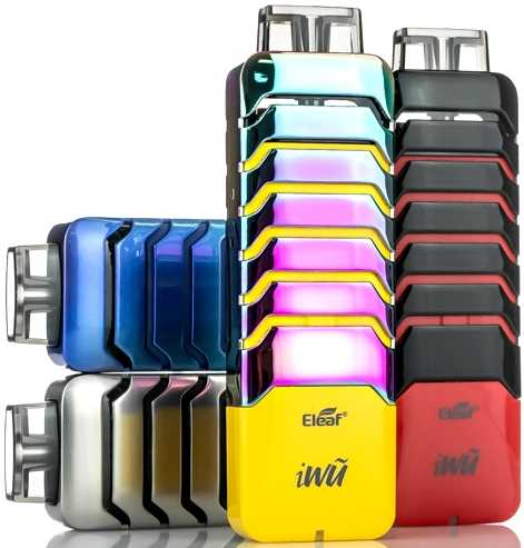 Eleaf iWũ Pod Starter Kit