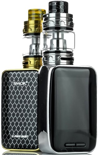 SMOK X-Priv Baby with TFV12 Big Baby Prince Kit