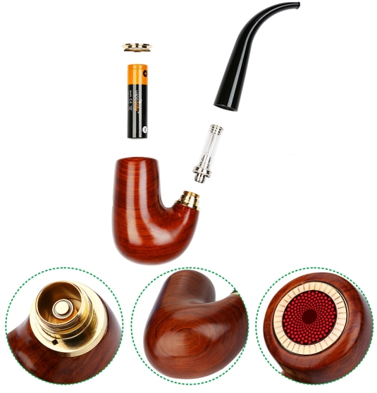 VapeOnly Zen Pipe 18650 Kit