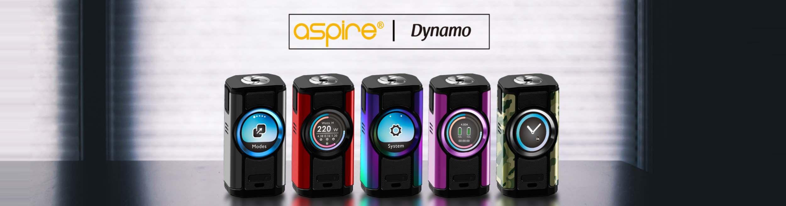 Aspire Dynamo MOD