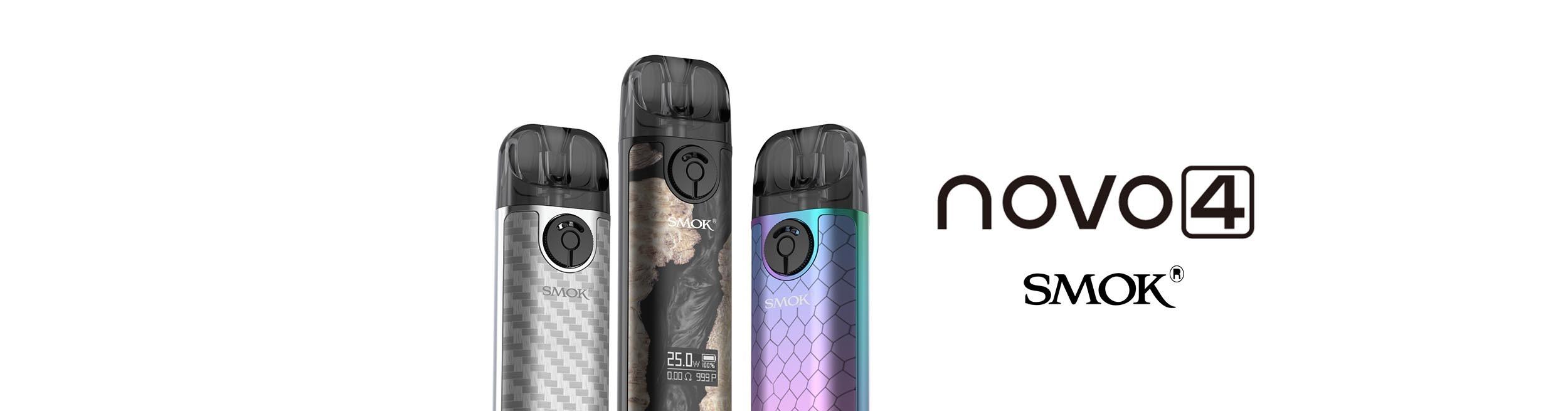 SMOK Novo 4 Pod Starter Kit