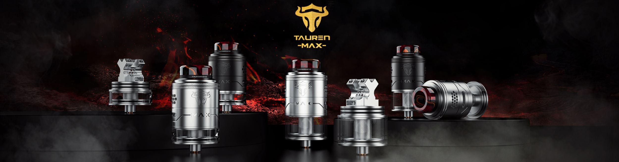 THC Tauren Max RDTA