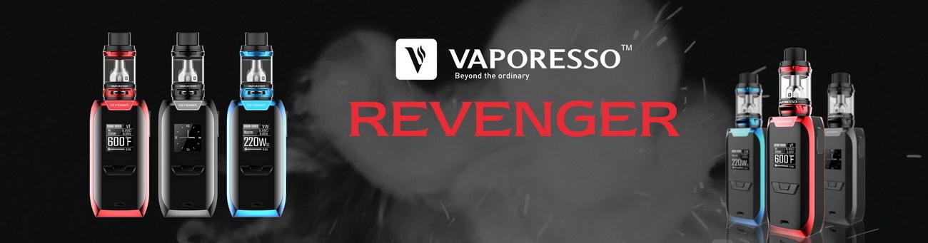 Vaporesso Revenger TC Kit with NRG Tank